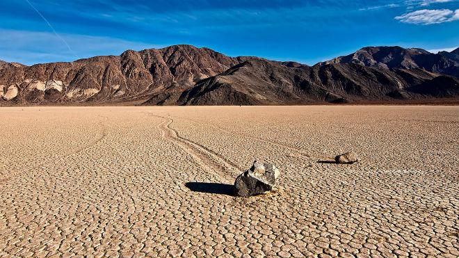 Долина Смерти в США