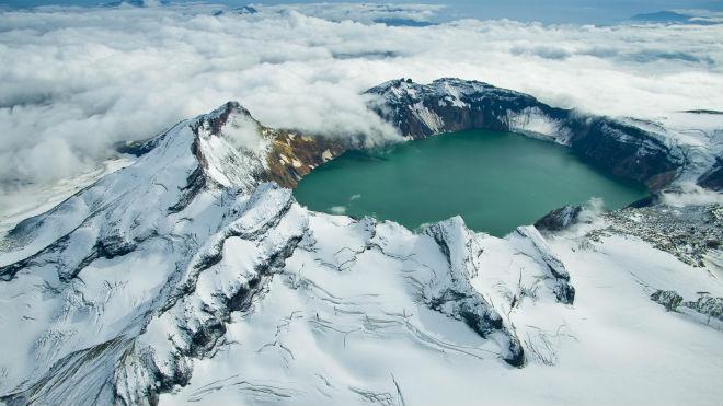 Катмай на Аляске