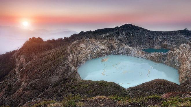Келимуту в Индонезии