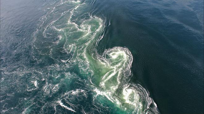 Приливное течение