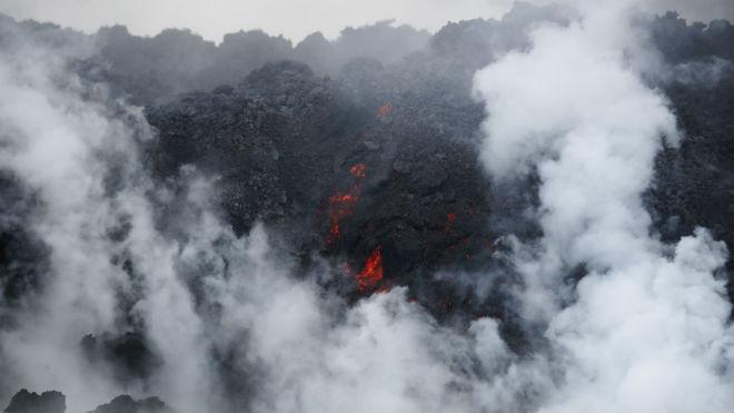 Вулканический