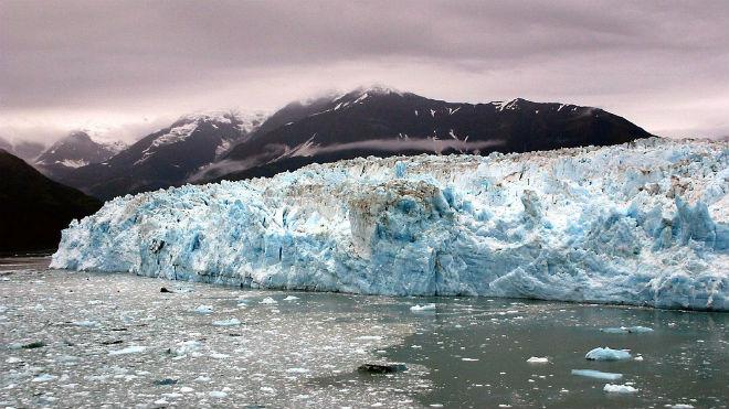 Пульсирующие ледники