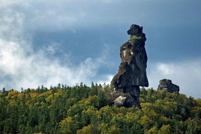 Что такое Амурские столбы?
