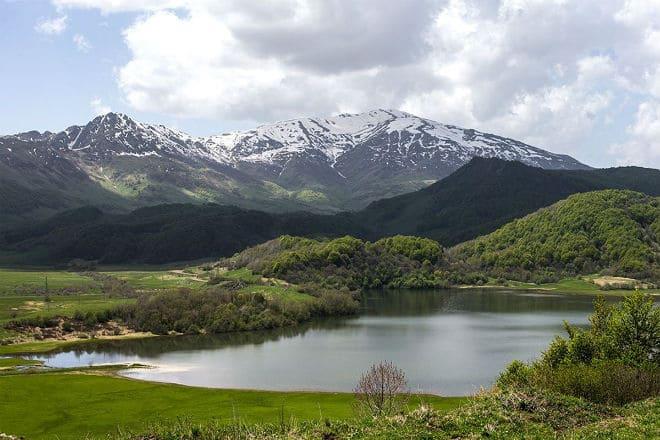 Что такое озеро Эрцо?