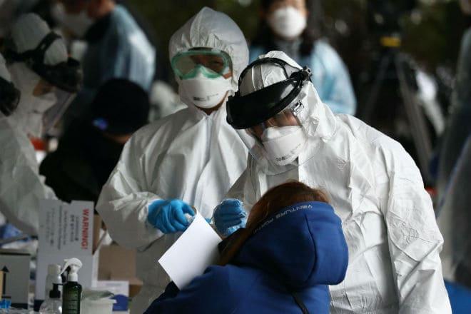Анализы на выявление болезни при пандемии