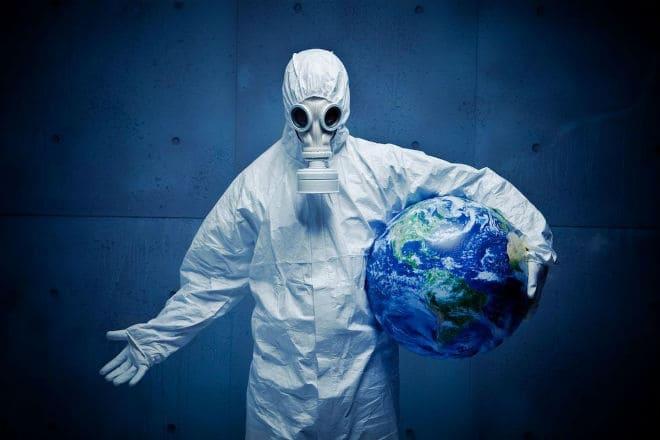 Что такое пандемия?