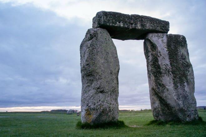 Камни Стоунхенджа