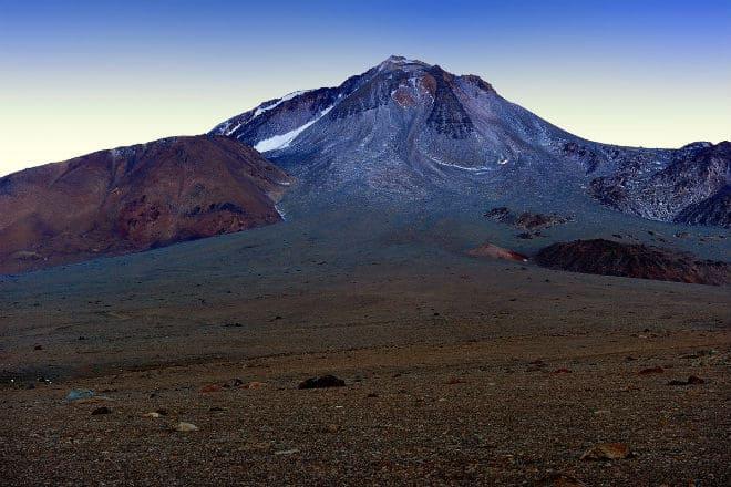 Гора Льюльяйльяко