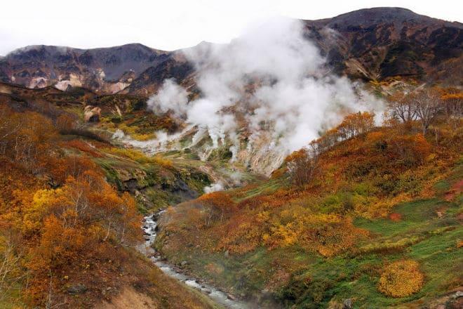 Долина гейзеров Камчатский край