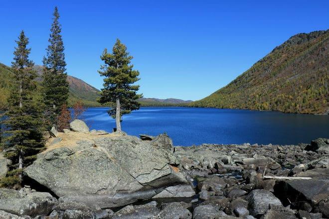 Мультинские озера в Республике Алтай