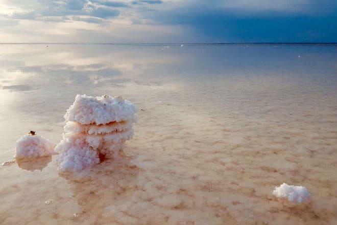 Рапа озера Эльтон