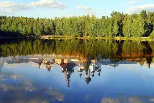 Озеро Светлояр и град Китеж