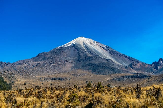 Как выглядит вулкан Орисаба?