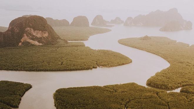 Тайланд - Национальный парк Ао Пханг Нга
